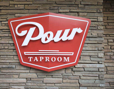 Pour taproom Unscripted Durham Hotel